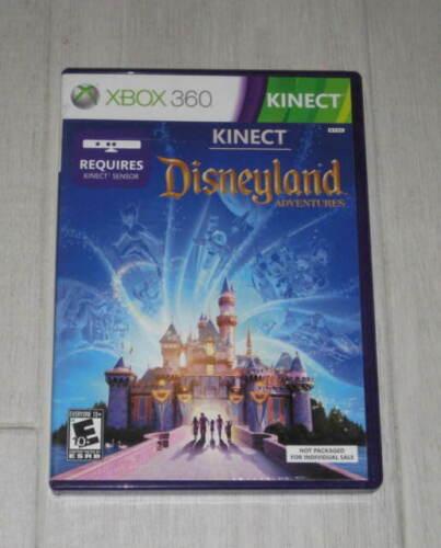 Kinect Disneyland Adventures For Xbox 360 For Sale Online Ebay