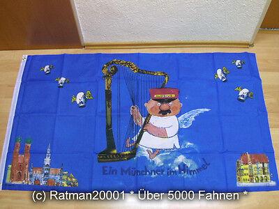90 x 150 cm Fahnen Flagge Broderstorf Digitaldruck