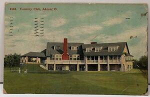 Akron-Ohio-Country-Club-1910-Postcard-D20