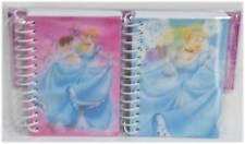 Disney Cinderella Set of 2 Mini Notebooks