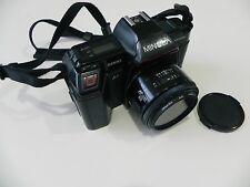 VINTAGE/ANTIQUE - MINOLTA MAXXUM 5000 AF 35MM SLR Camera  50mm AF 1:1.7 LENS