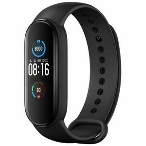Original Xiaomi Mi Band 5 Smart Bracelet BT5.0 Fitness Tracker Global Black