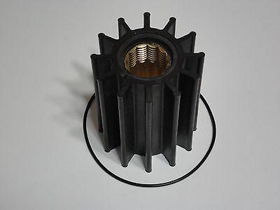 Impeller kit Replaces Yanmar 119574-42552 6LY3-ETP 6LY3-STP 6LY3-UTP w// O-ring