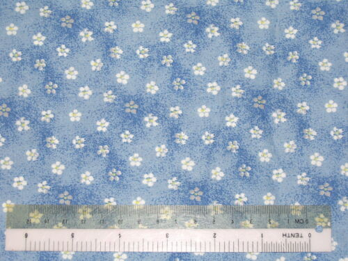 Flowers roses cotton quilting fabric *Choose design /& size