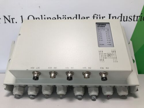 PHOENIX CONTACT INTERBUS/</>IBS IP 400 ME-ELR2-3A DI4
