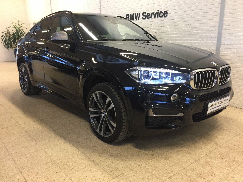 BMW X6 3,0 M50d xDrive aut. 5d - 995.000 kr.
