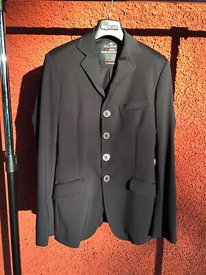 Qhp Number Bib For Jacket Competition Jackets Black One Size