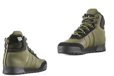 Men's Adidas Originals JAKE 2.0 BOOTS Olive Cargo/Core Black/Clear Brown B27750