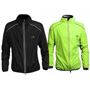 Unisex Cycling Skin Coat Jersey Bicycle Windproof Jacket Light Rain Coat Top