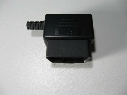 Vehicle Parts & Accessories 16 Pin OBD2 OBD-II J1962M Male right