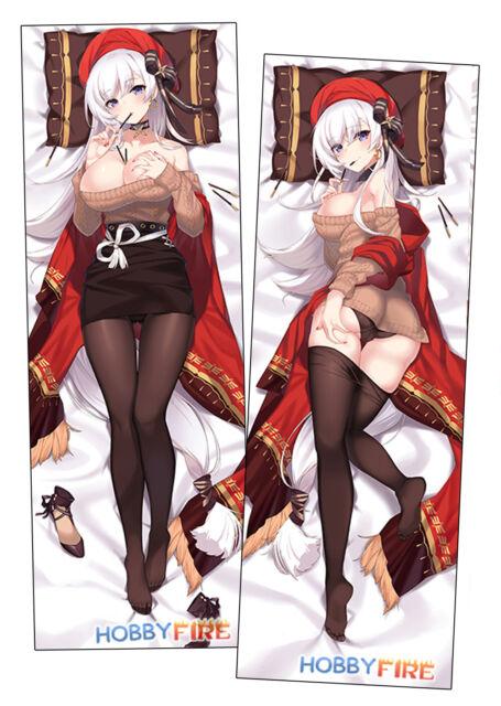 アズールレーン Azur Lane Honolulu Anime Girl Dakimakura Hugging Body Pillow Case A07