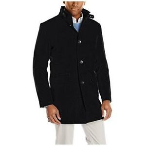 8cf4648dc472 $249 Kenneth Cole New York Men's Wool Blend Walker Coat Quilted ...