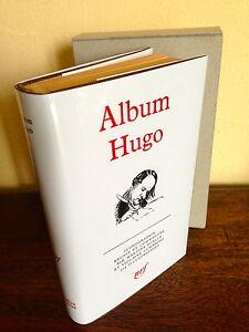 La-Pleiade-JAQUETTE-sans-livre-de-l-039-Album-HUGO-Qualite-Parfaite