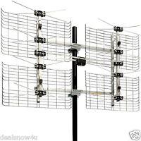 Antennas Direct Element Bowtie Indoor/Outdoor HDTV Antenna