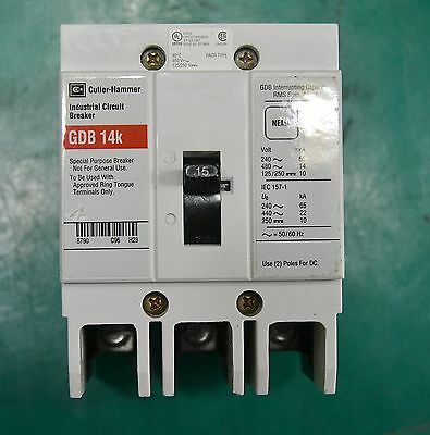 New In Box Cutler Hammer EHD1030 C Series Industrial Circuit Breaker 30A
