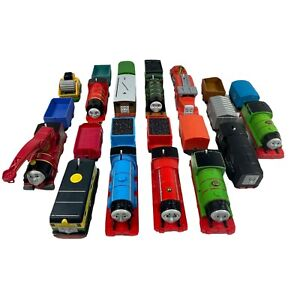 Lot of 24 Thomas Friends TrackMaster Motorized Trains w/ Cars Fisher Price 2013