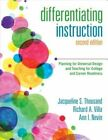 Differentiating Instruction: Planning for Universal Design and Teaching for College and Career Readiness by SAGE Publications Inc (Paperback, 2014)