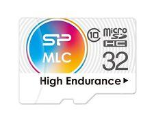 32GB Silicon Power High-Endurance microSDHC CL10 MLC Memory Card