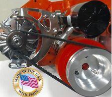 Small Block Chevy Alternator Bracket Electric Water Pump Sbc Ewp Lwp 350 12