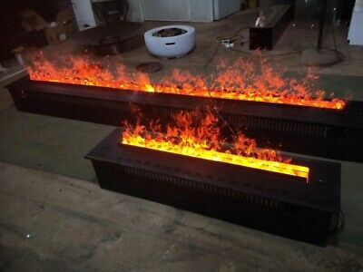 3d Water Vapour Electric Fireplace 500mm Ebay