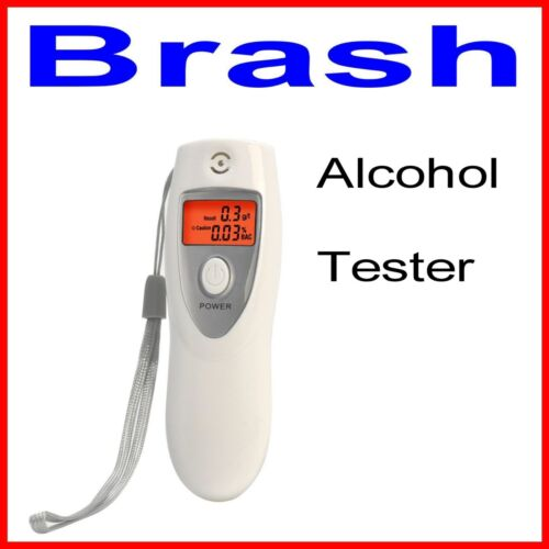 Alcohol Breath Tester Analyzer with backlight