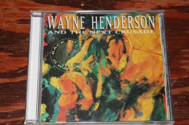 99 cent Jazz CD: Wayne Henderson and the Next Crusade