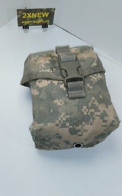 USGI ACU IFAK POUCH Improved First Aid Kit Medical Utility Pouch US Army VGC