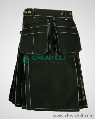 Durevole Lavoro Utility Kilt Per Gli Uomini Di Lavoro-