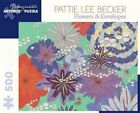 Pattie Lee Becker Flowers Envelopes 500p by Hardcover Book