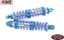 King Off-Road Dual Spring Shocks 90mm MEDIUM OD Z-D0061 RC4WD Metal shocks RC