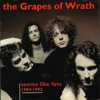 The Grapes Of Wrath, - 1984 - 1992: Seems Like Fate [new Cd] on Sale