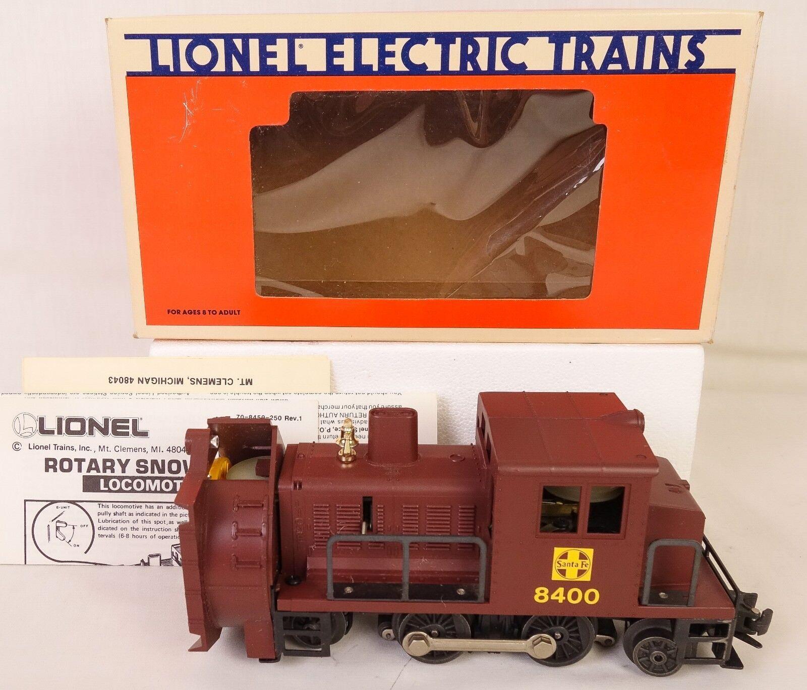 Lionel  618400 BABBO NATALE PRIMA EDIZIONE rossoary Neve AratroLN nella scatola orig. con istruzioni