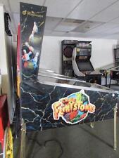 The Flintstones Williams Pinball Arcade Machine - FREE SHIP! Led Kit Installed