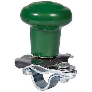 Steering Wheel Spinner Knob Vinyl Green Fits John Deere Oliver Repl S16087400