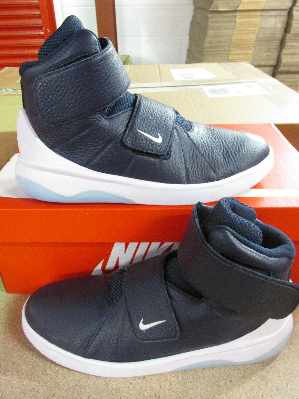 best service baa13 03268 nike marxman homme Baskets hi top trainers 832764 400 Baskets homme  chaussures 43e25a
