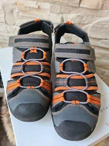 Details zu Geox Sandalen Gr. 35 Leder 2n6MD