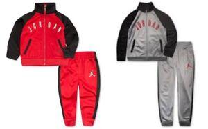 fa451fdb8fd New Jordan Little Boys 2-Pc. Tricot Jacket & Pants Set Choose Size ...