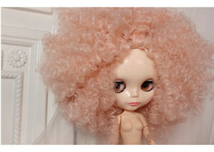 Blythe-Nude-Doll-from-Factory-Jointed-Body-Light-Pink-Long-Curly-Curly-Hair