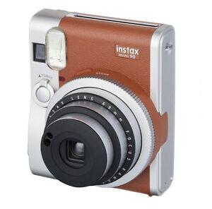 Fujifilm-Fuji-Instax-Mini-90-NEO-Classic-Camera-Brown