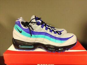 separation shoes caeea 8be1c La foto se está cargando Nike-Air-Max-95-og-034-AQUA-034-