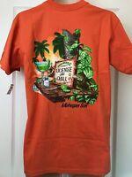 Jimmy Buffett Margaritaville University License To Chill Mohegan Sun Orange