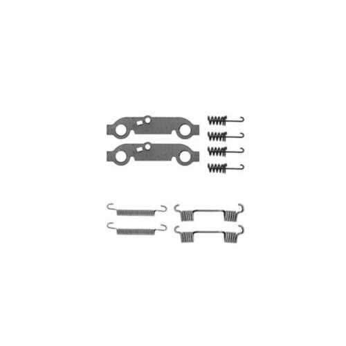 SEL Delphi Posteriore Freno Scarpa Kit di montaggio Si adatta MERCEDES CLASSE S W116 280 SE