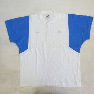 Puma Boris Becker Vintage Shirt Polo Maglia Jersey Le Plus Grand Confort