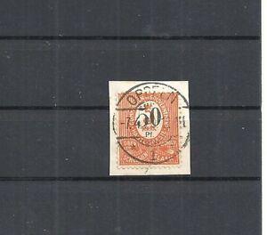 Oberschlesien-1920-Michelnummer-12-V-a-o-gestempelt-o-Katalogwert-150-00