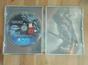 Sekiro-Schatten-sterben-zweimal-Collectors-Steelbook-Edition-Sony-PlayStation-4-ps4