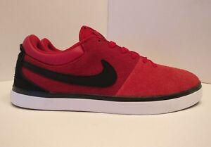 Nike RABONA LR UK 8 Palestra Rosso Nero Bianco 641747602