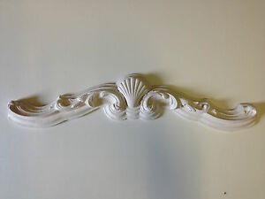 Details about Decorative plaster shell moulding