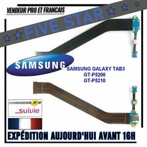 CONNECTEUR DE CHARGE SAMSUNG TAB 3 P5200 P5210 ORIGINAL FLEX DOCK MICRO USB