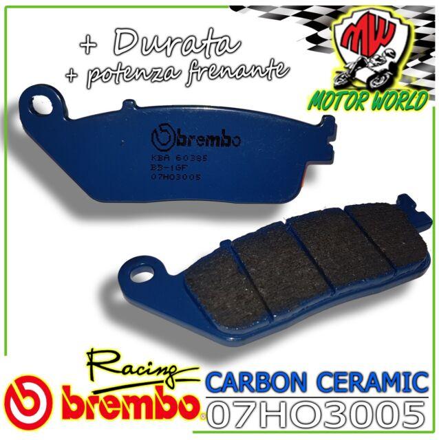 COPPIA PASTIGLIE BREMBO CERAMICHE ANTERIORI BMW C EVOLUTION (ELECTRIC) 1 2012 ->