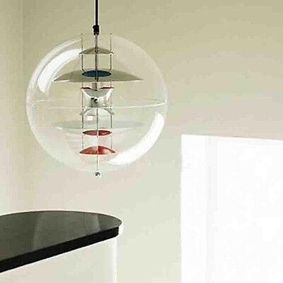 """15.7"""" Modern VP Globe Hanging Suspension Pendant Lamp Ceiling Light Chandelier"""